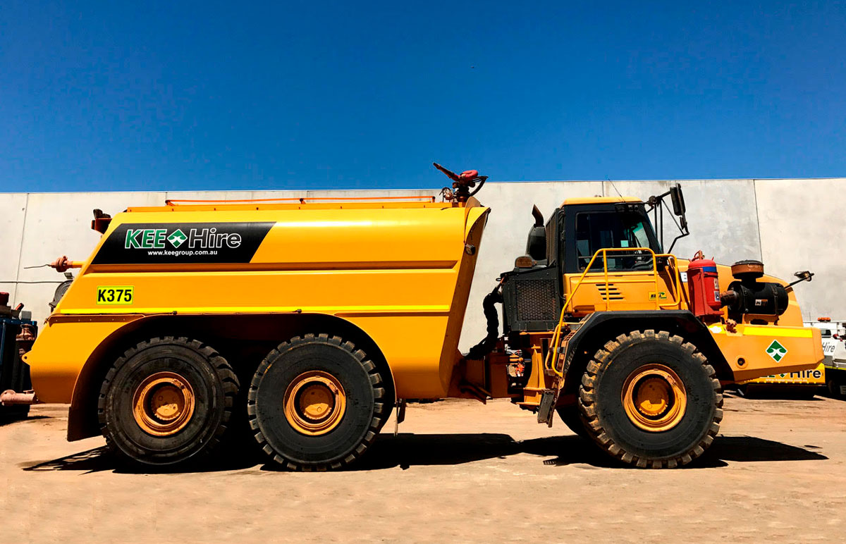 transport equipment for hire