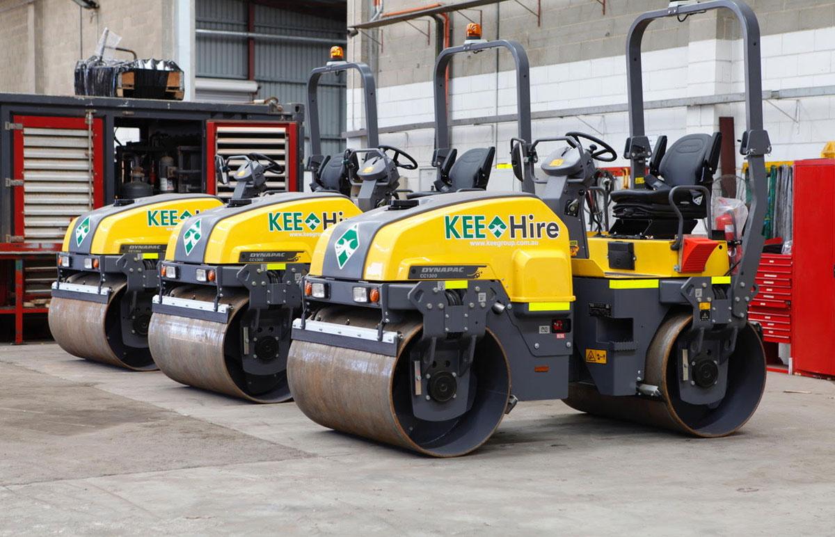 rent equipment in Perth